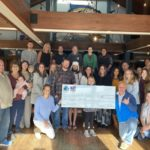 Blue Moon Beach Grill and Blue Water Grill Donate $10,000 to St. Baldrick's Foundation to Help Fight Pediatric Cancer!  Thank YOU for YOUR Generosity.  Go Team OBX Shaveriders!
