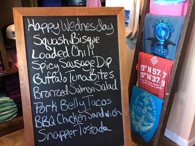 Wednesday Lunch Specials November 28th, 2018