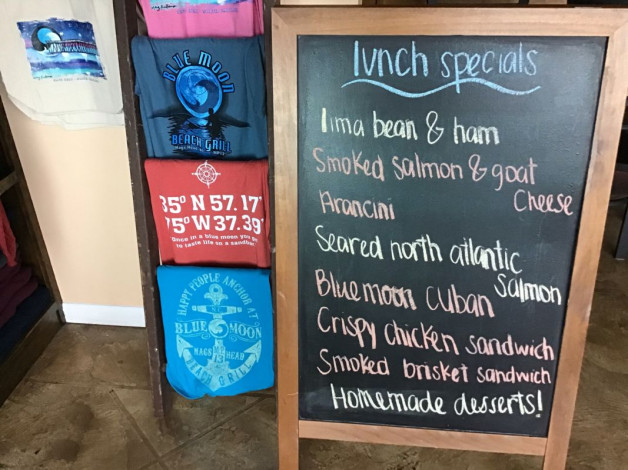 Sunday Lunch Specials- January 20th, 2019