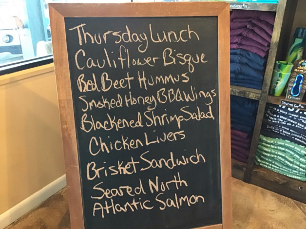Thursday Lunch Specials February 28th, 2019
