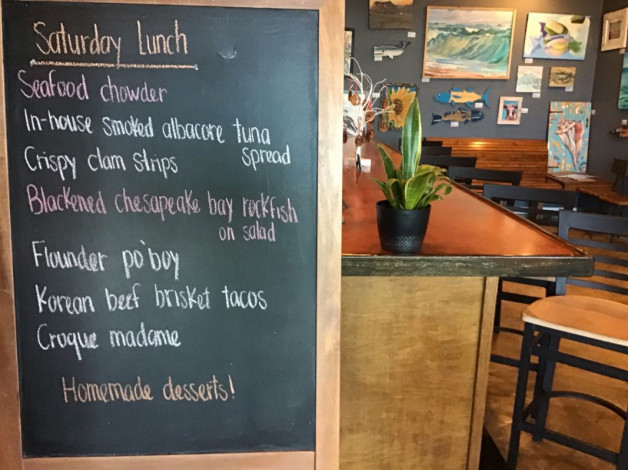 Saturday Lunch Specials- March 30th, 2019