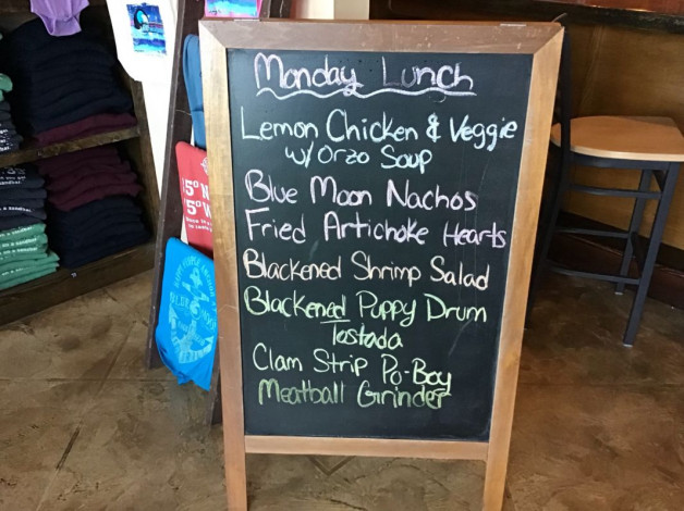 Monday Lunch Specials~ April 22nd, 2019