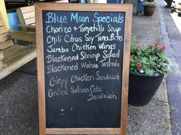 Thursday Lunch Specials June 20th, 2019