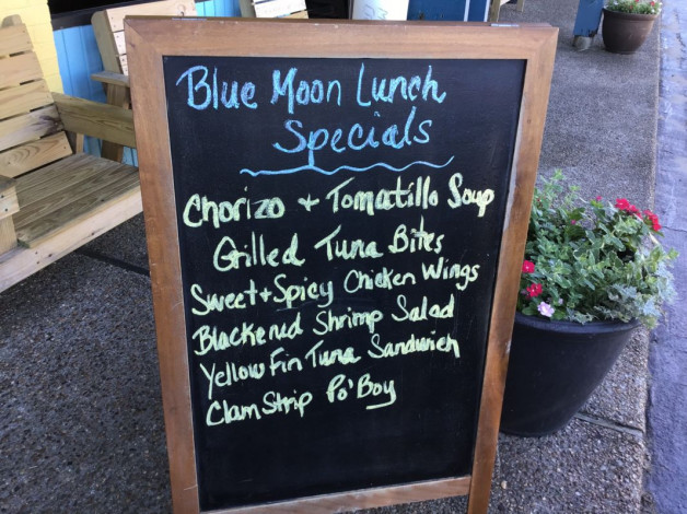 Friday Lunch Specials- June 21st, 2019
