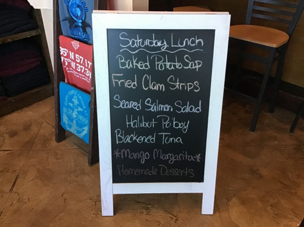 Saturday Lunch Specials- July 27th, 209