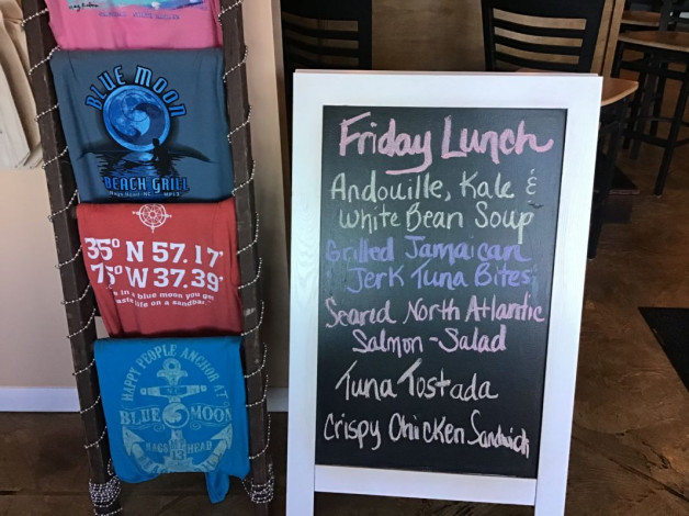 Friday Lunch Specials December 27th, 2019