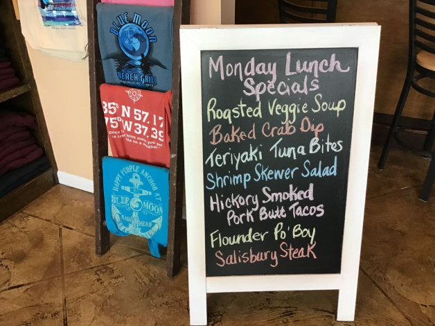Monday Lunch Specials February 10th, 2020