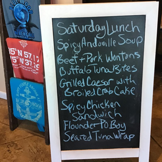 Saturday Lunch Specials February 29th, 2020