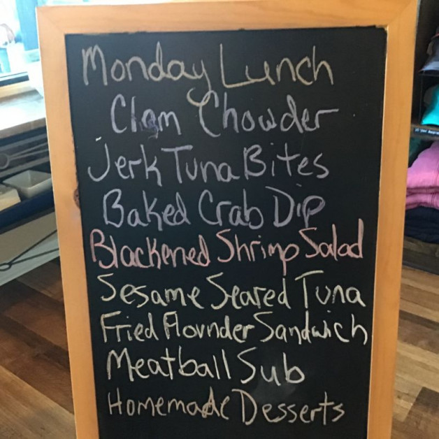 Monday Lunch Specials October 12th, 2020