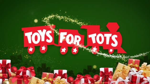 Collecting for Toys for Tots!  Receive 20% OFF Entrée with Donation of Toy