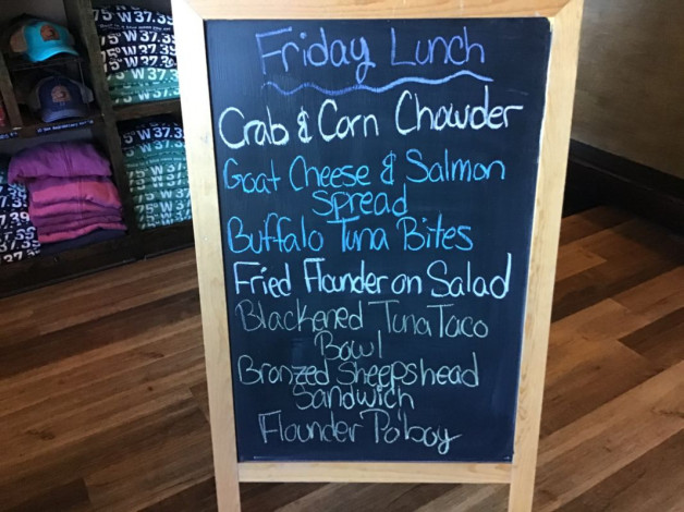 Friday Lunch Specials January 29,2021
