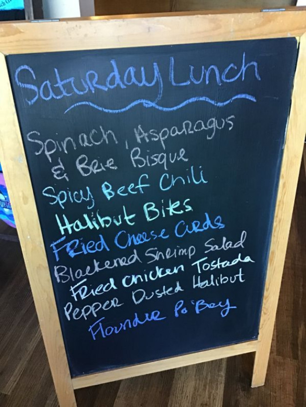 Saturday Lunch Specials January 30th, 2021