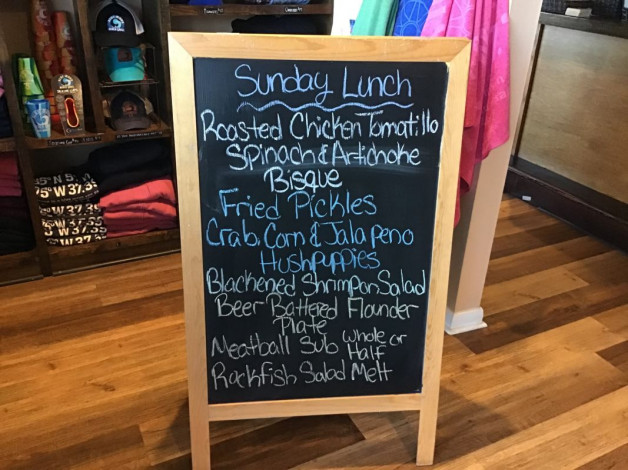 Sunday Lunch Specials February 21st,2021