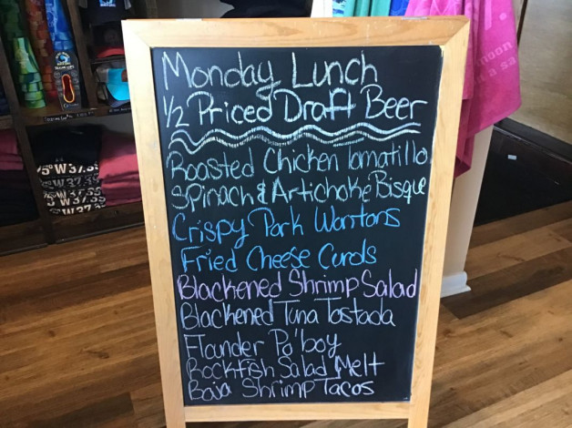 Monday Lunch Specials February 22nd,2021