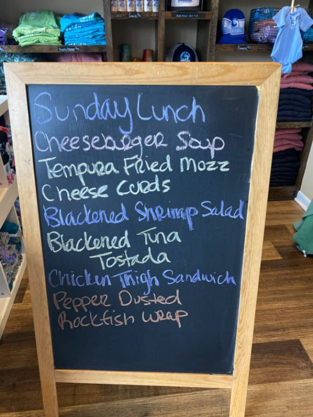 Sunday Lunch Specials March 28th, 2021