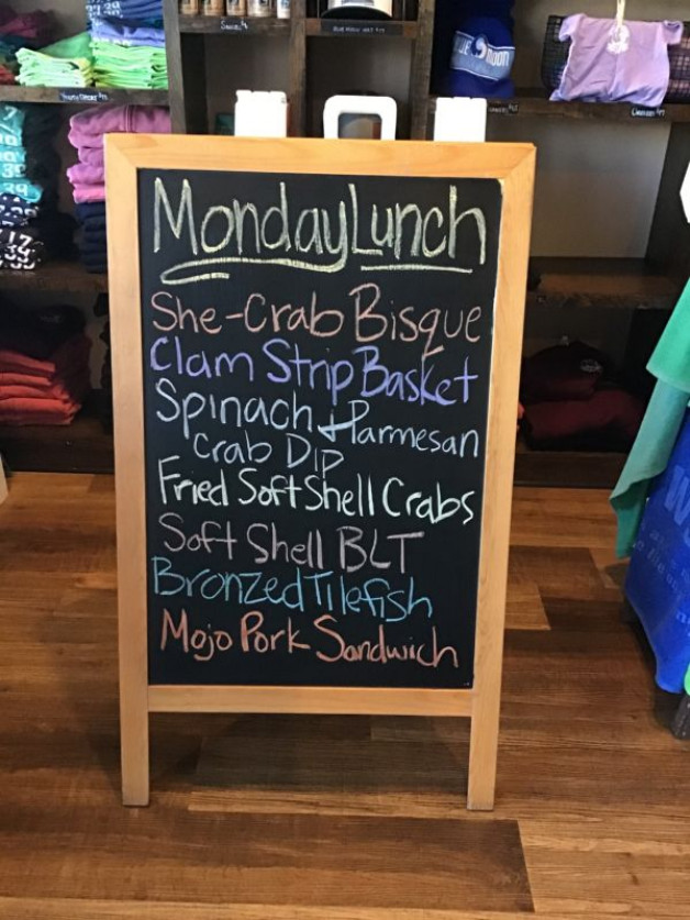 Monday Lunch Specials April 26th, 2021