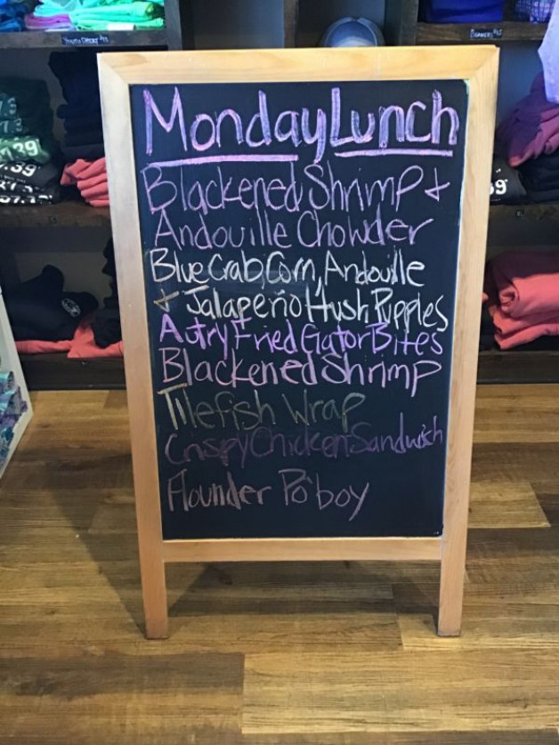 Monday Lunch Specials June 28th, 2021