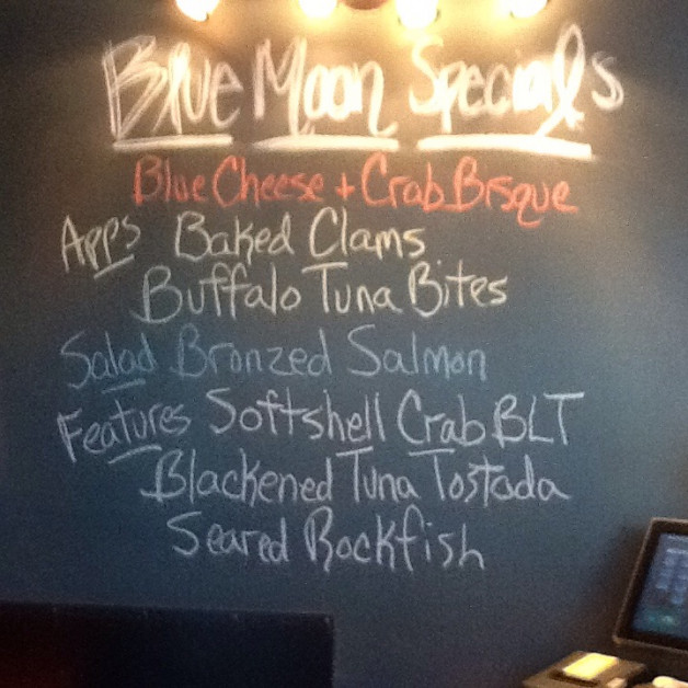 Friday Lunch Specials~May 27th, 2016