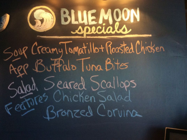 Wednesday Lunch Specials-October 5th, 2016