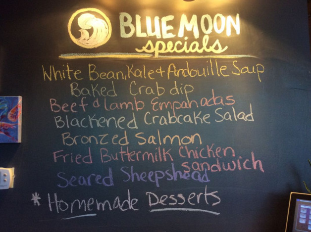 Monday Lunch Specials-November 21st, 2016