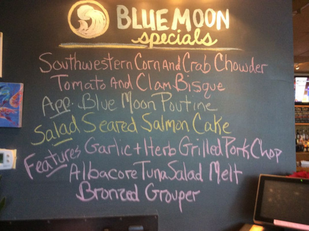 Monday Lunch Specials-November 28th, 2016