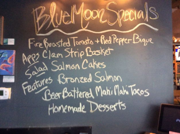 Tuesday Lunch Specials, January 17th, 2017