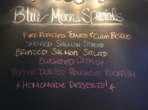 Tuesday Dinner Specials – May 23, 2017