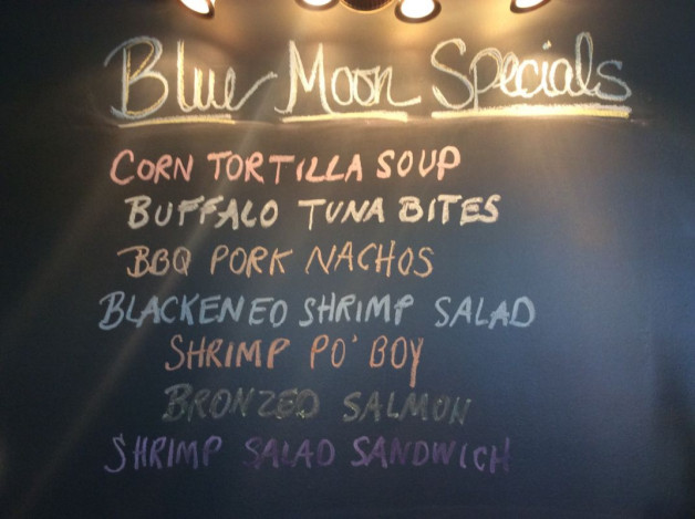 Sunday Lunch Specials- June 11, 2017