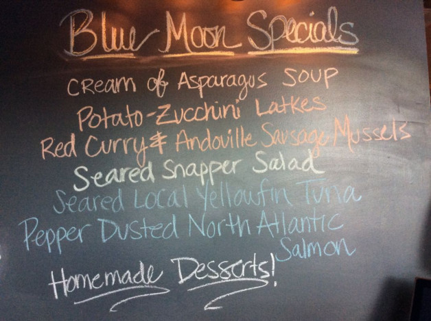 Tuesday Dinner Specials – June 27th, 2017