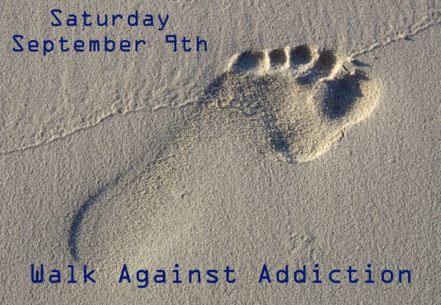 Join Us!!  September 9 – OBX's Walk Against Addiction