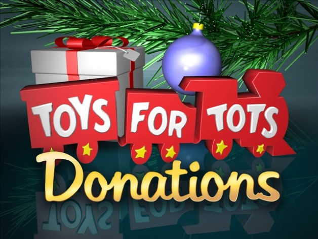 Toys for Tots!  Please bring a toy and receive 20% off entree!