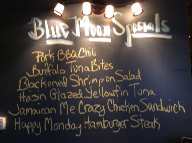 Monday Lunch Specials-November 13th, 2017