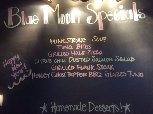 Wednesday Lunch Specials – December 27th, 2017