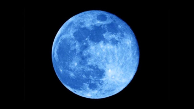 "Join us on January 31st as we celebrate the blue moon!  A ""once in a blue moon"" occurrence…"