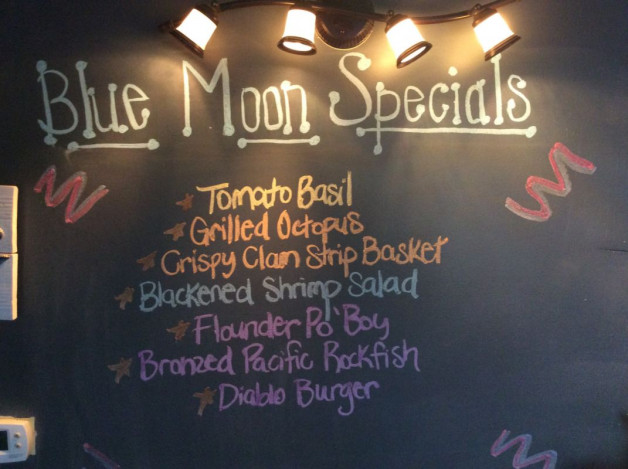 Sunday Lunch Specials – January 28th, 2017