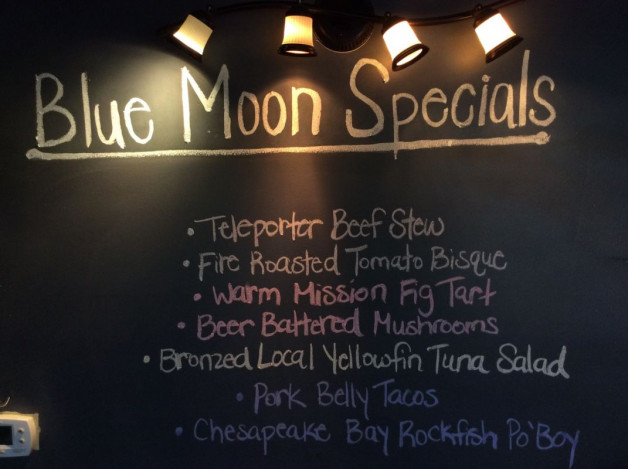 Sunday Lunch Specials – March 25th, 2018