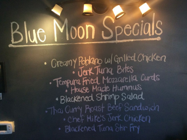 Friday Lunch Specials – April 13th, 2018