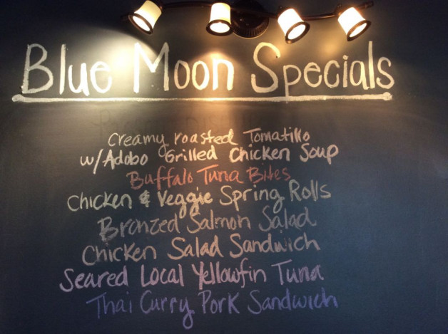Sunday Lunch Specials—April 15th, 2018
