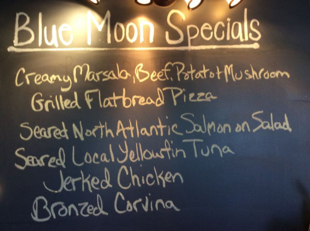 Lunch Specials Tuesday April 17th, 2018
