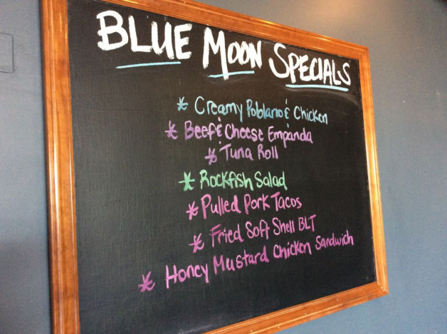 Friday Lunch Specials – May 11th, 2018
