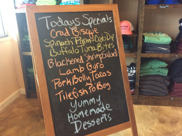 Friday Lunch Specials July 13th, 2018