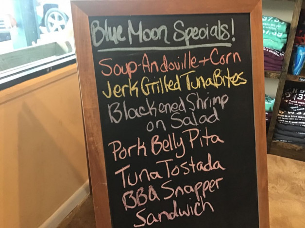 Tuesday Lunch Specials July 31st, 2018