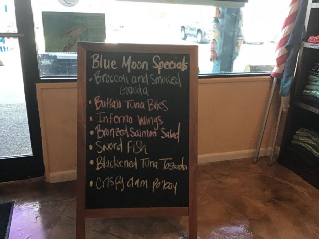 Friday Lunch Specials August 10th, 2018