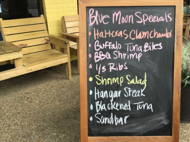 Sunday Dinner Specials August 12th, 2018