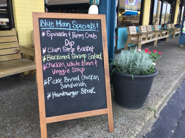 Tuesday Lunch Specials – August 14th, 2018