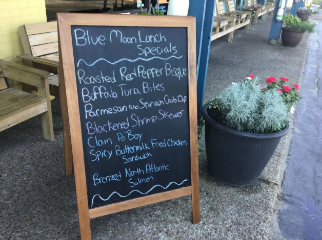 Thursday Lunch Specials August 30,2018