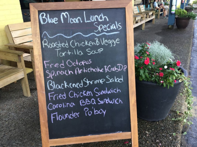 Saturday Lunch Specials September 8th, 2018